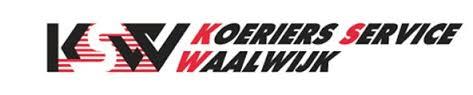 Afbeeldingsresultaat voor KSW koerier